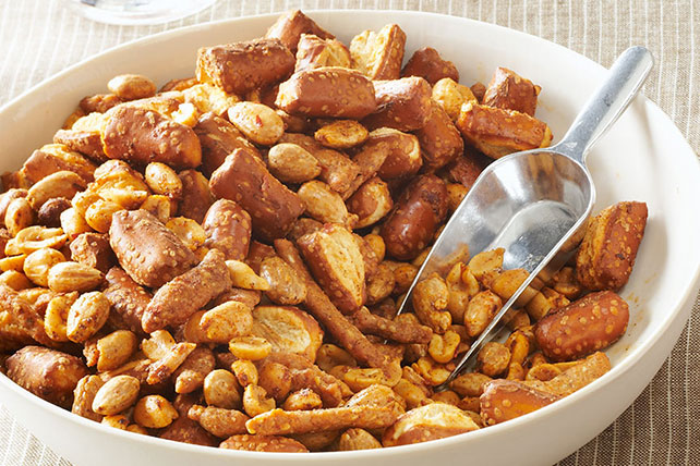 Chili Lime Snack Mix Image 1