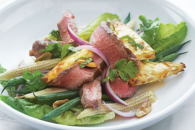 Thai Chili Steak Salad