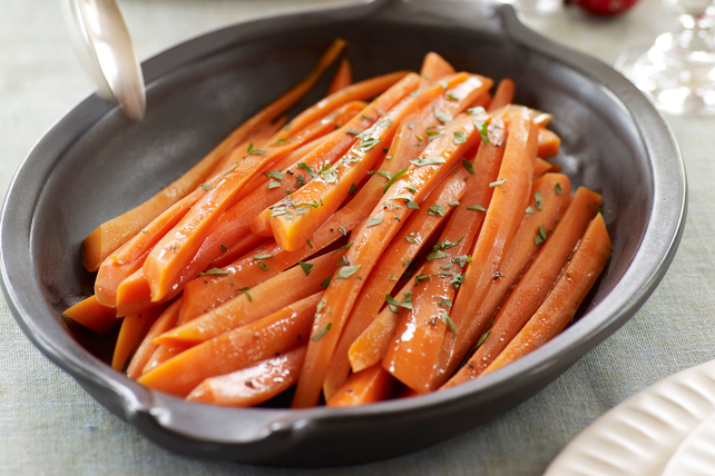 Balsamic-Glazed Carrots Image 1
