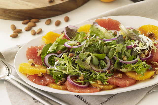 Salade d'agrumes ensoleillée Image 1