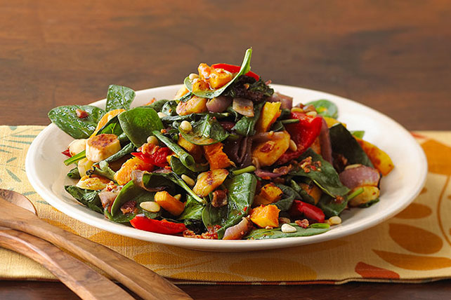 Roasted Fall Vegetable Salad Image 1