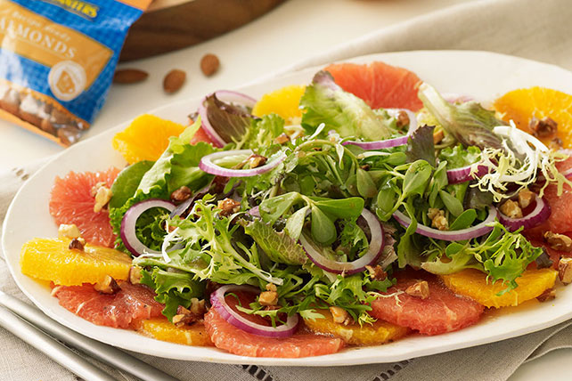 Sunshine Citrus Salad Image 1