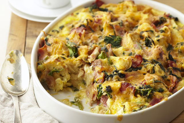Better Choice Do-Ahead Egg Bake Image 1
