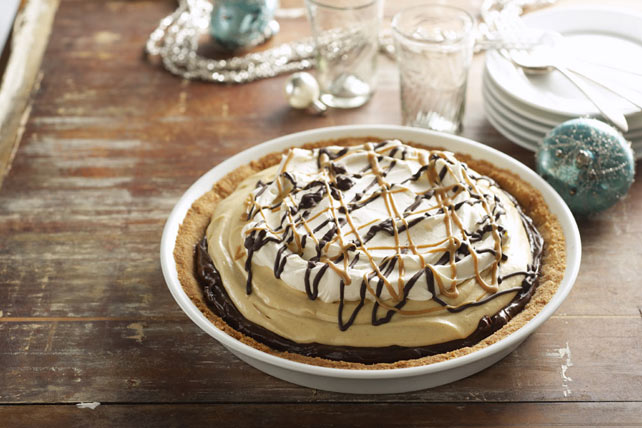 Smart-Choice Mile-High Peanut Butter Pie Image 1
