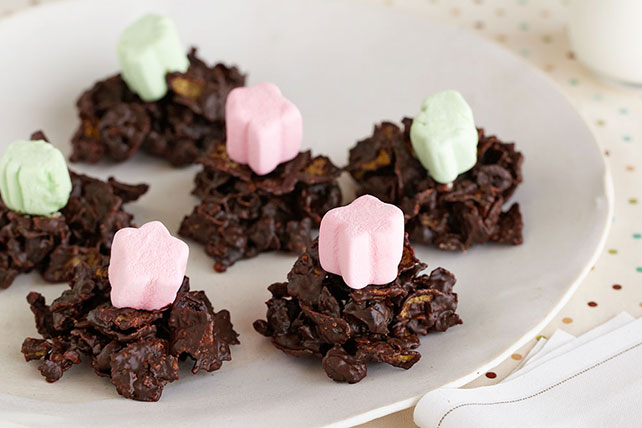Crispy Chocolate Clusters Image 1