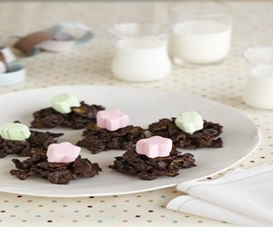 Crispy Chocolate Clusters
