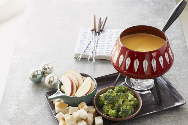 Quick Cheese Fondue Image 1
