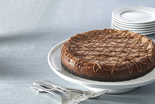 Milk Chocolate Cheesecake