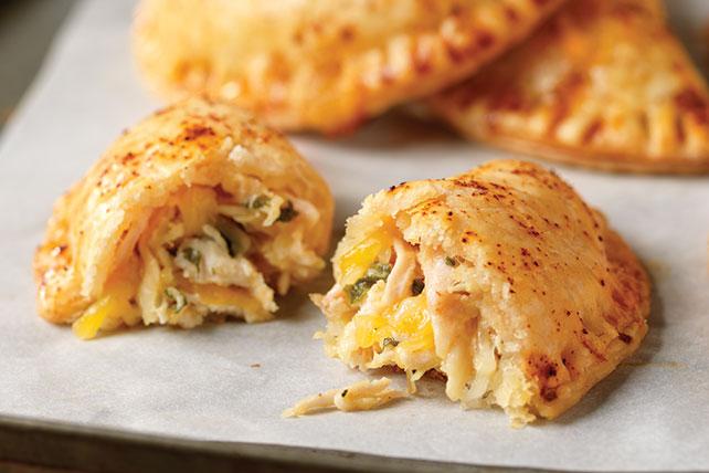 Empanadas de pollo con queso Image 1
