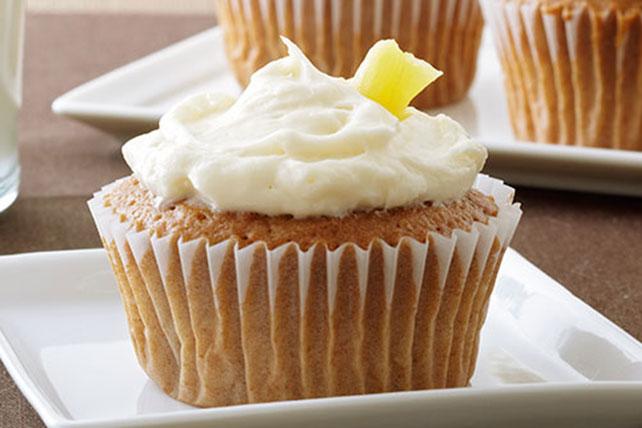 Cute Carrot Cupcakes Image 1