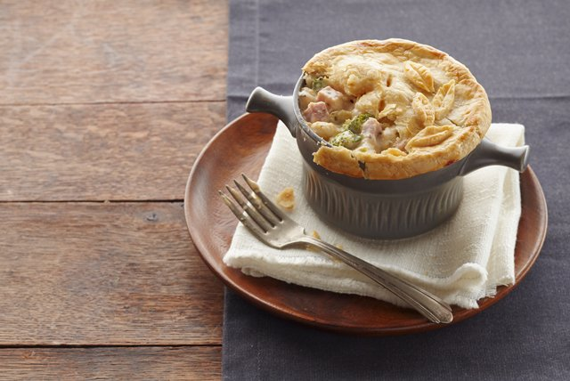 Ham & Cheese Pot Pie Image 1