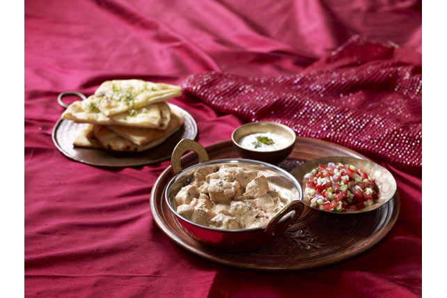 Creamy Chicken Korma Image 1