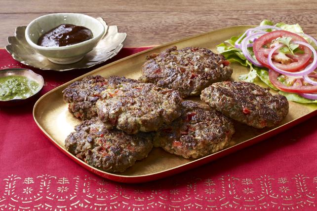 Chapli kebab Image 1