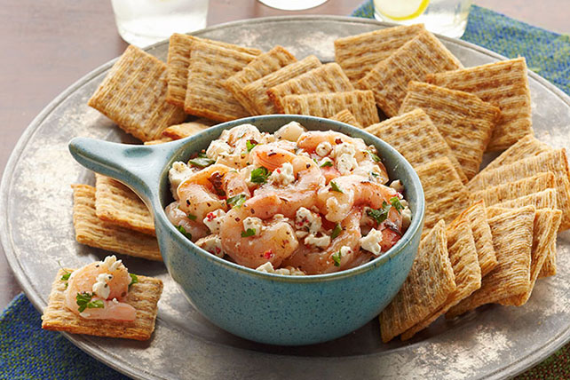 Shrimp Bruschetta Topping Image 1