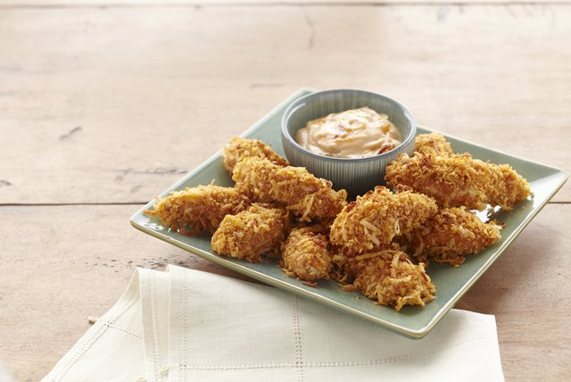Coconut-Chicken Dippers Image 1