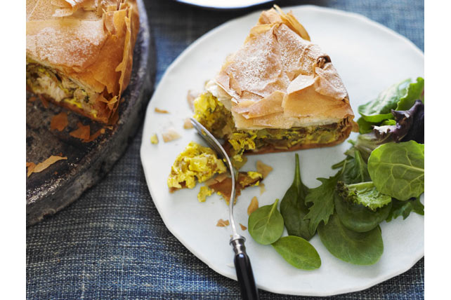 Moroccan Chicken Pie Image 1