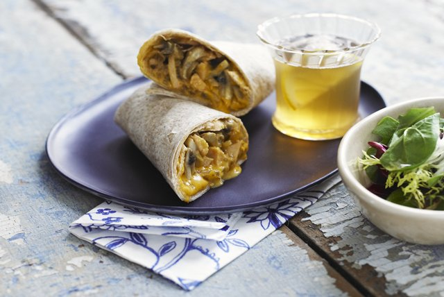 Chicken Marsala Wrap Image 1