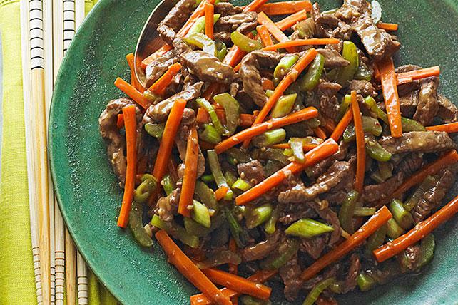 Szechuan Beef Stir-Fry Image 1