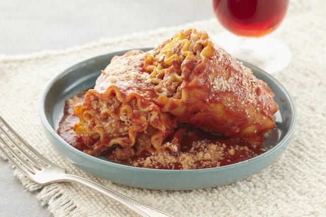 Roulades de lasagne faciles Image 1