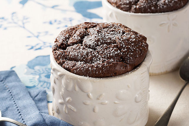 Chocolate Soufflés for Two Image 1