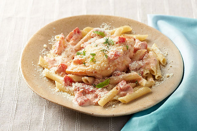 Creamy Chicken Pomodoro Image 1