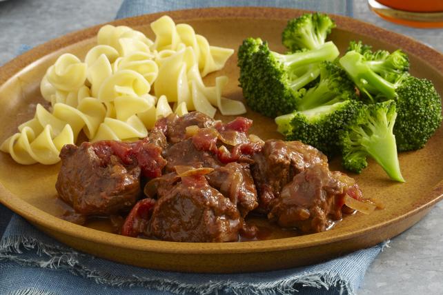 Easy Slow-Cooker Swiss Steak Image 1