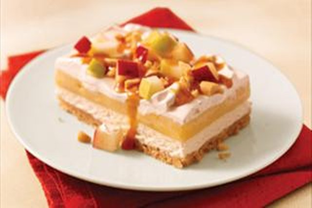 Caramel Apple Dessert Image 1