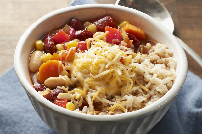 Two-Bean Vegetarian Chili Image 1