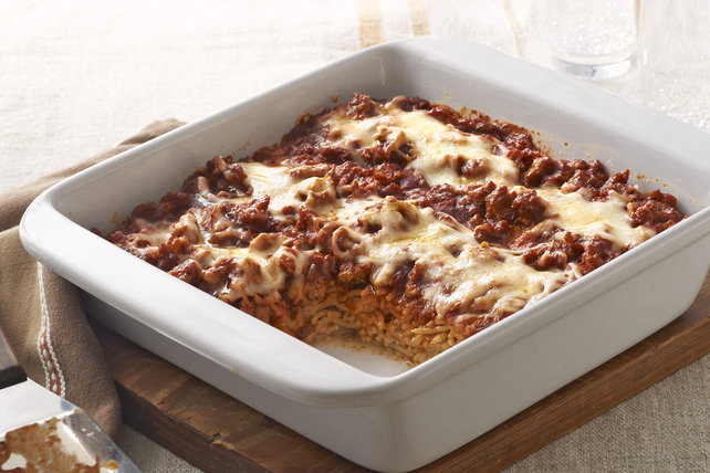 Spaghetti Bake Image 1