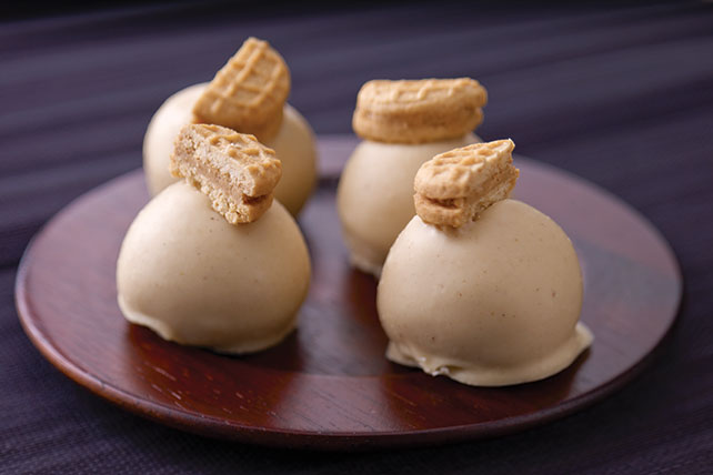 Double Peanut Butter Cookie Balls Image 1