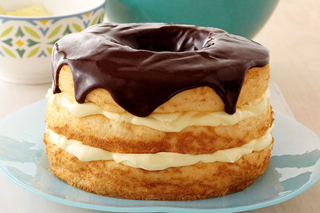 Boston cream pie made over kraft recipes boston cream pie made over forumfinder Images