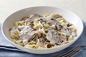 Ultimate Creamy Beef Stroganoff Recipe