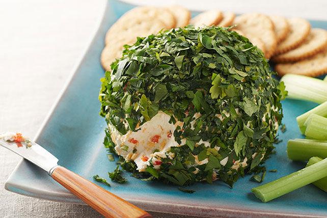 Boule de fromage festive repensée Image 1