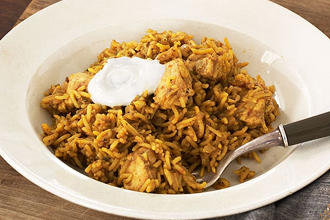 Chicken Biryani Recipe Image 1