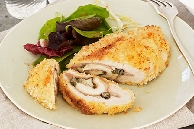 Chicken Saltimbocca Image 1