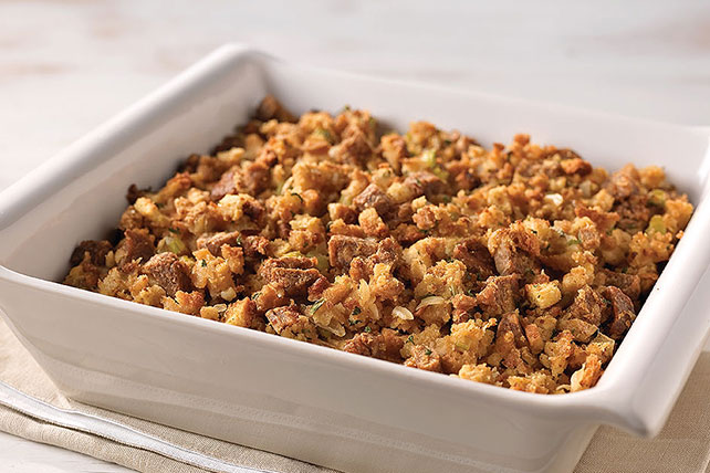 Made-Over 'Sausage' Stuffing