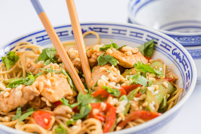 Asian Pork & Vegetable Stir-Fry for Two Image 1