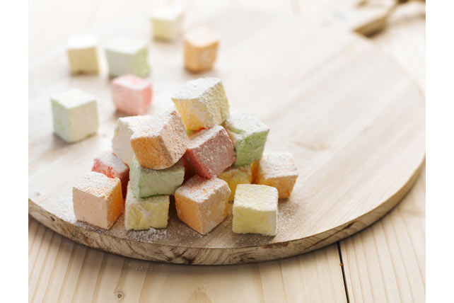Homemade Fruity Marshmallows Image 1
