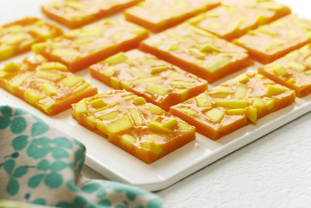 Orange-Mango Bars Image 1