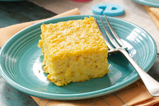 Sweet Corn Cake - Kraft Recipes