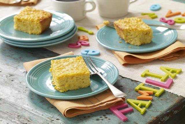 Pastel de elote dulce Image 1