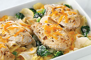 Chicken, Broccoli & Potato Divan