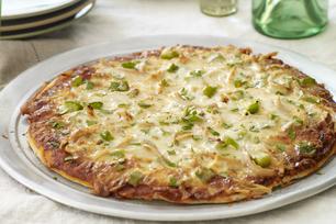 Masala Chicken Pizzeria Pizza