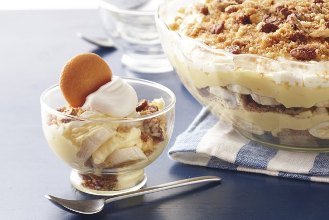 Deep-Dish Layered Banana Pudding Image 1