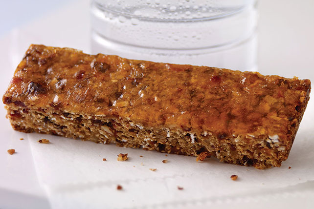 Chewy Fruit & Nut Bars Image 1