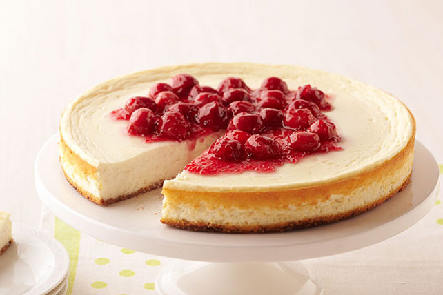 Cherry Cheesecake Made Over Image 1