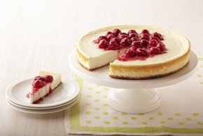 Cherry Cheesecake Made Over