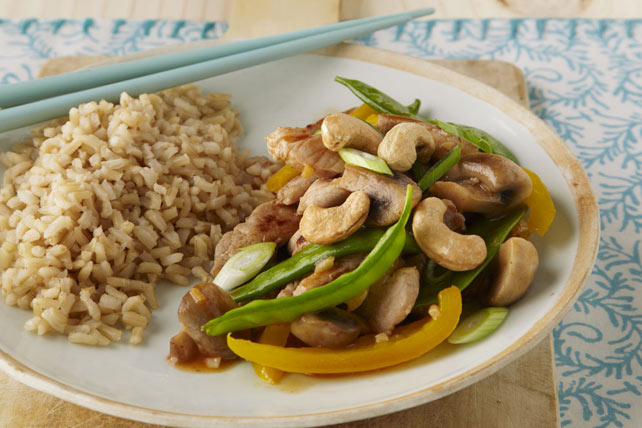 pork-snow-pea-mushroom-stir-fry-for-two-124891 Image 1