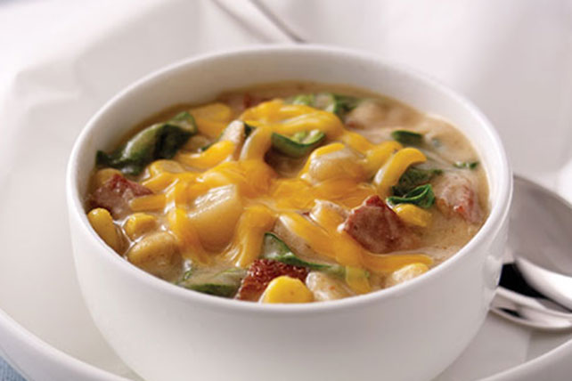 Easy Southwest Turkey Chowder Image 1
