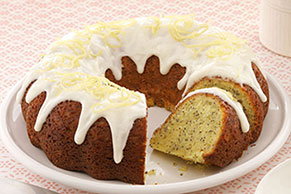 Double-Lemon Poppy Seed Cake Image 1